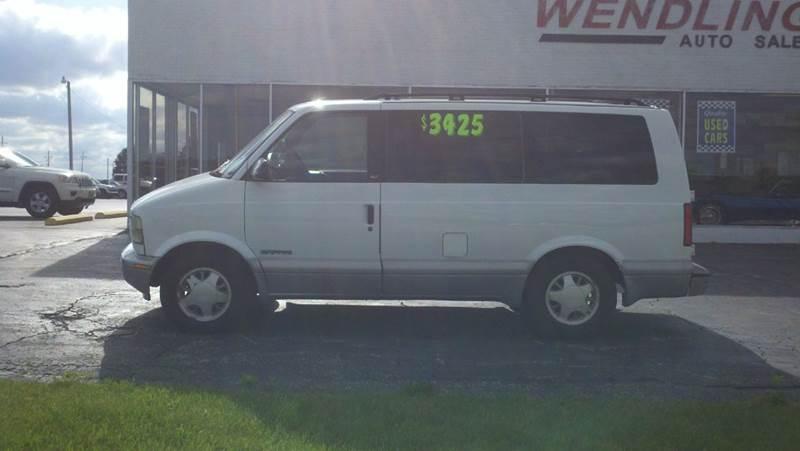 1999 GMC Safari 3dr SLT Extended Mini-Van - Rochelle IL