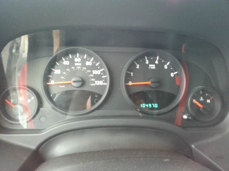 2009 Jeep Patriot Sport 4dr SUV - Rochelle IL