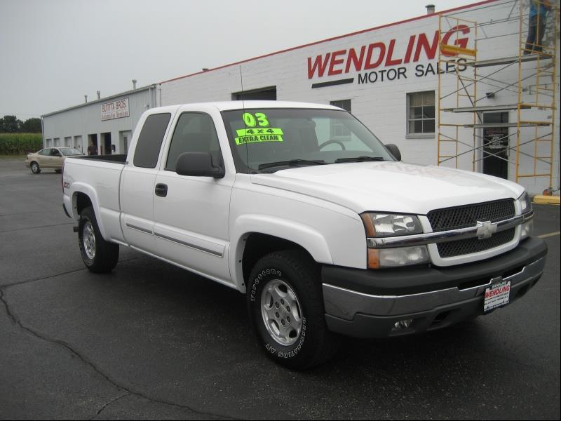 Chevrolet Trucks For Sale In Rochelle Il