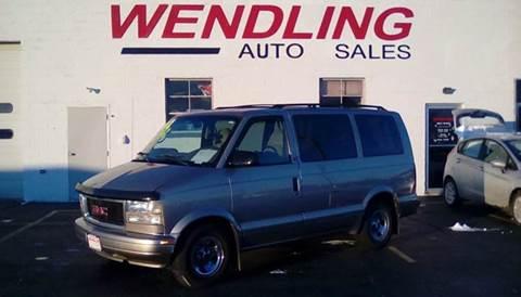 2002 GMC Safari for sale in Rochelle, IL