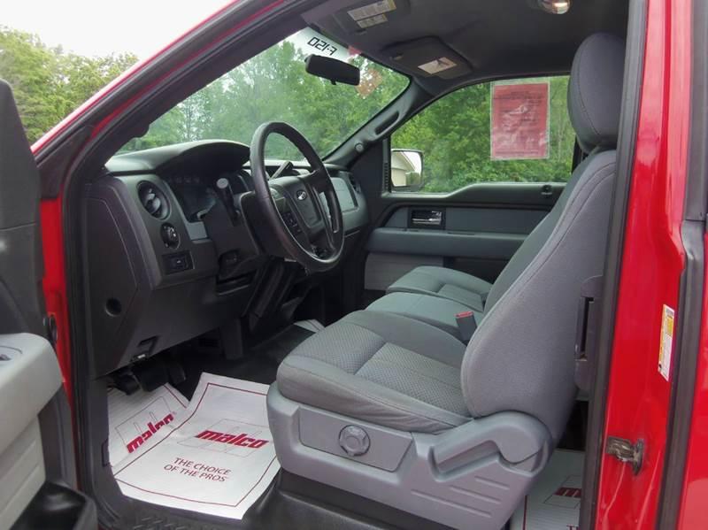 2012 Ford F-150 4x4 XL 4dr SuperCab Styleside 6.5 ft. SB - Richmond IN