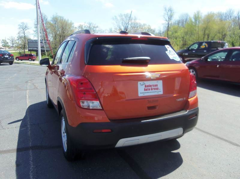 2015 Chevrolet Trax LT 4dr Crossover w/1LT - Richmond IN