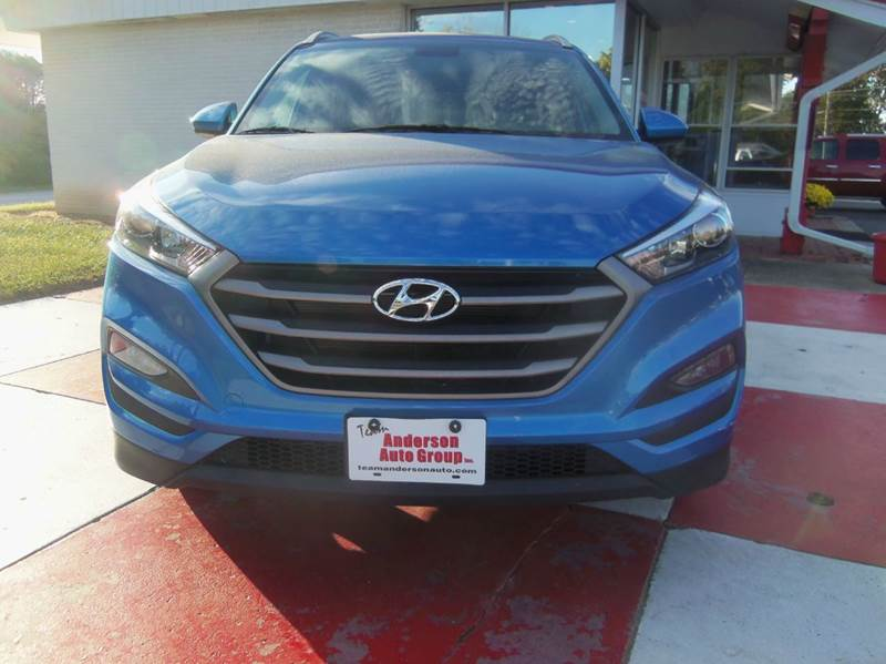 2016 Hyundai Tucson SE AWD 4dr SUV - Richmond IN
