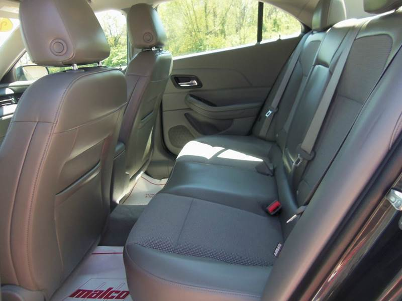 2014 Chevrolet Malibu LT 4dr Sedan w/1LT - Richmond IN