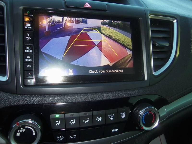 2015 Honda CR-V AWD EX 4dr SUV - Richmond IN
