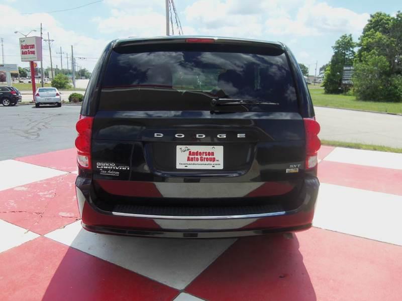 2015 Dodge Grand Caravan SXT 4dr Mini-Van - Richmond IN