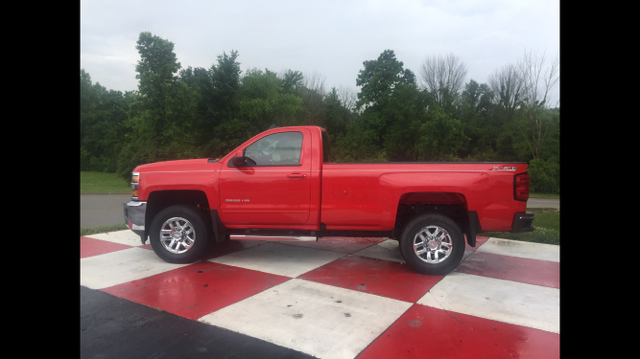 2016 Chevrolet Silverado 2500HD LT 4x4 2dr Regular Cab LB - Richmond IN