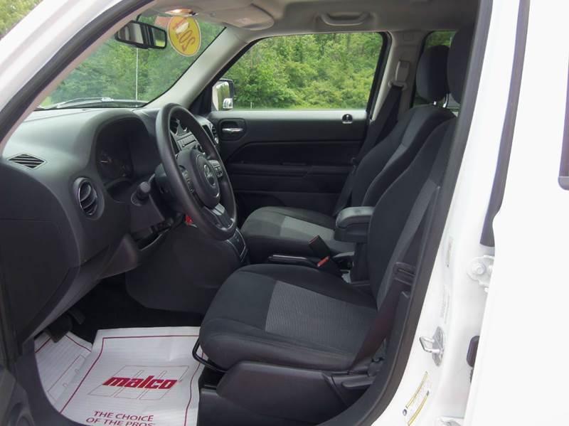 2014 Jeep Patriot 4x4 Sport 4dr SUV - Richmond IN