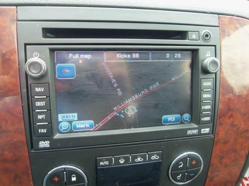 2007 Chevrolet Avalanche LTZ 1500 4dr Crew Cab 4WD SB - Richmond IN
