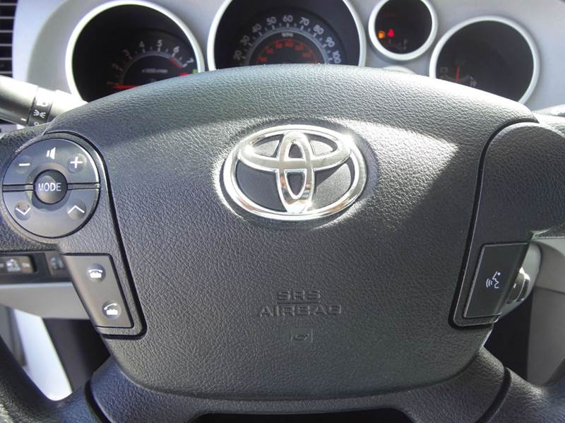 2013 Toyota Tundra 4x4 Grade 2dr Regular Cab Pickup SB (5.7L V8) - Denver CO