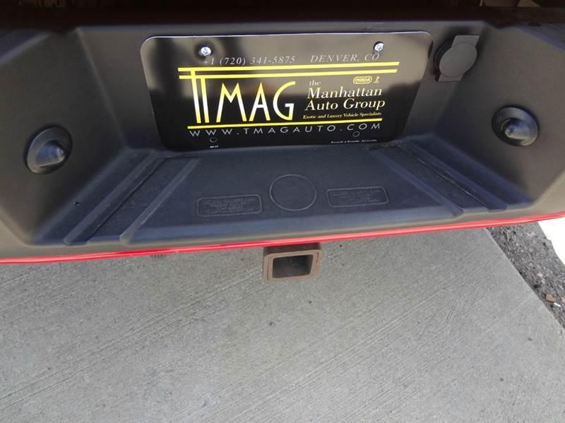 2005 Ford F-150 4dr SuperCrew FX4 4WD Styleside 5.5 ft. SB - Denver CO