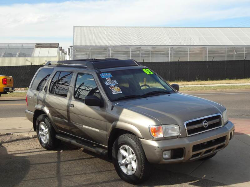 2003 Nissan Pathfinder SE 4WD 4dr SUV - Denver CO