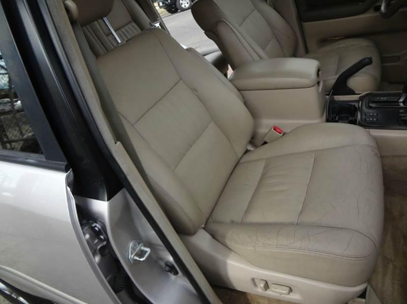 2000 Toyota Land Cruiser AWD 4dr SUV - Denver CO