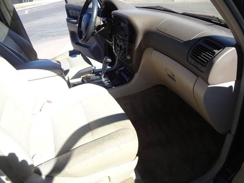 1999 Toyota Land Cruiser AWD 4dr SUV - Denver CO