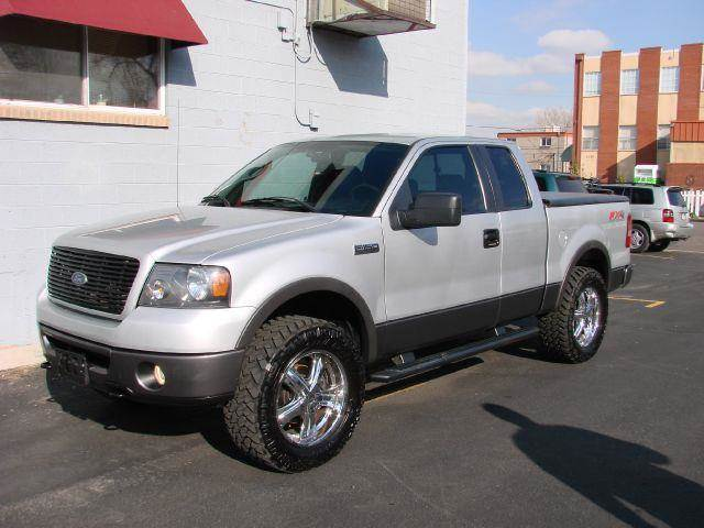 2006 ford f 150 fx4 supercab 5 5 ft box in denver co the manhattan auto group. Black Bedroom Furniture Sets. Home Design Ideas