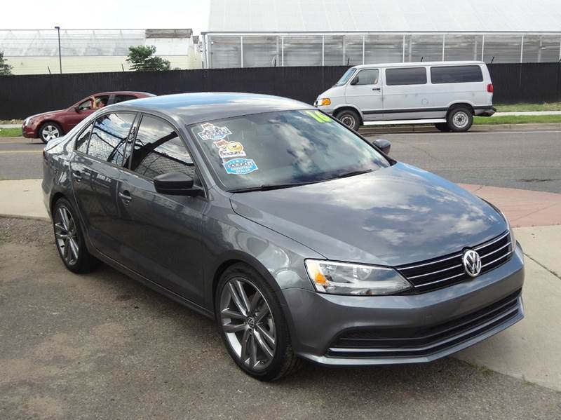 2016 Volkswagen Jetta 1.4T S 4dr Sedan 5M - Denver CO