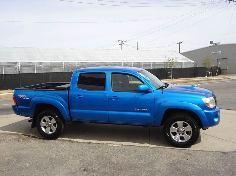 2005 Toyota Tacoma 4dr Double Cab V6 4WD SB - Denver CO