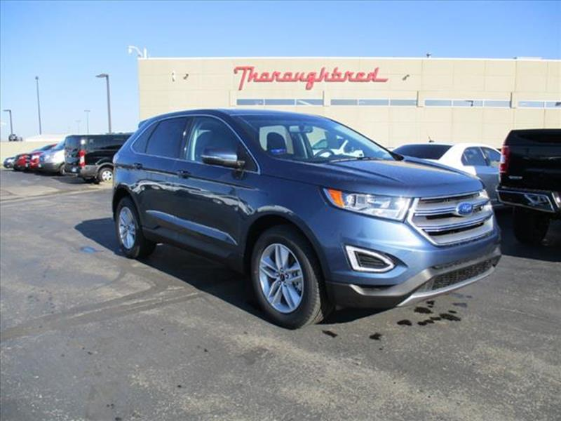 ford edge for sale in kansas city mo. Black Bedroom Furniture Sets. Home Design Ideas