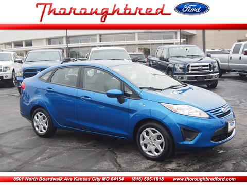 2011 Ford Fiesta for sale in Kansas City, MO