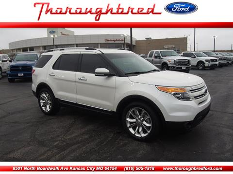 2015 Ford Explorer for sale in Kansas City, MO