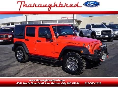 Jack Miller Auto Plaza >> Jeep Wrangler Unlimited For Sale in Kansas City, MO - Carsforsale.com