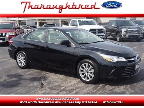 2015 Toyota Camry for sale in Kansas City, MO