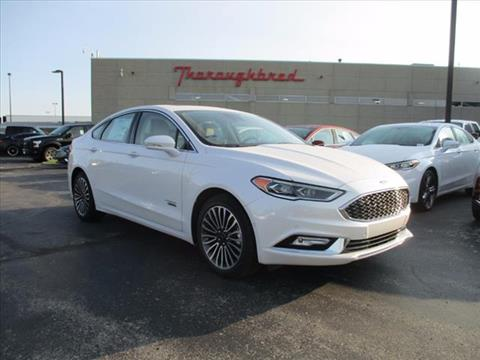 2018 Ford Fusion Energi for sale in Kansas City, MO