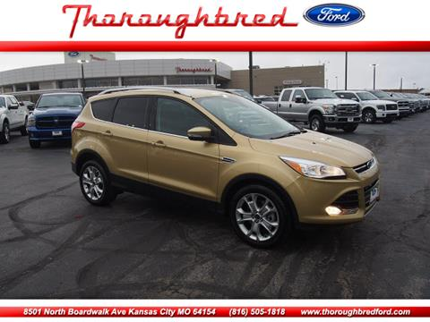 2015 Ford Escape for sale in Kansas City, MO