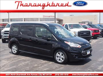 2016 Ford Transit Connect Wagon for sale in Kansas City, MO