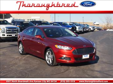 2014 Ford Fusion for sale in Kansas City, MO