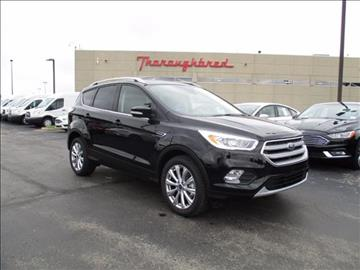2017 Ford Escape for sale in Kansas City, MO