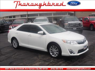 2012 Toyota Camry for sale in Kansas City, MO