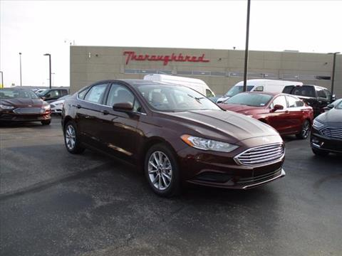 2017 Ford Fusion for sale in Kansas City, MO