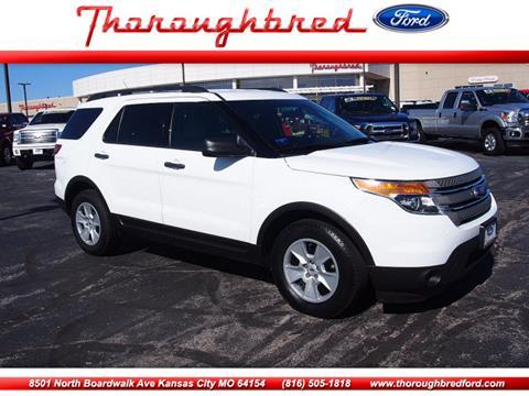 2014 Ford Explorer for sale in Kansas City, MO