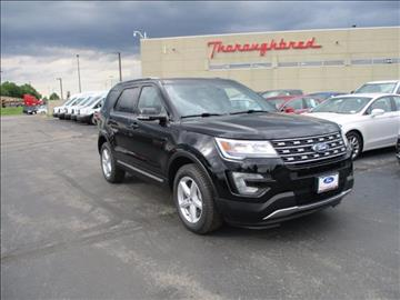 2017 Ford Explorer for sale in Kansas City, MO