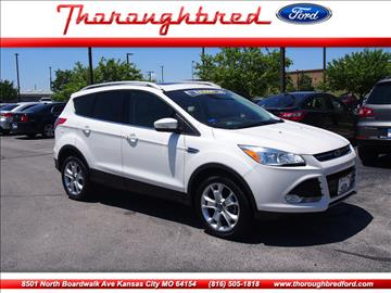 2014 Ford Escape for sale in Kansas City, MO