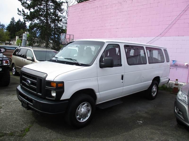 2011 Ford E-Series Wagon E-350 SD XL 3dr Extended Passenger Van - Seattle WA