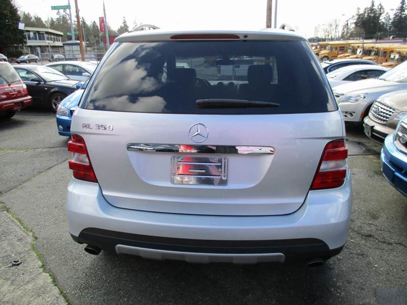 2006 Mercedes-Benz M-Class AWD ML 350 4MATIC 4dr SUV - Seattle WA