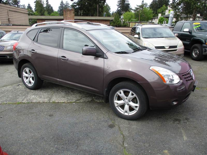 2008 Nissan Rogue AWD S Crossover 4dr - Seattle WA