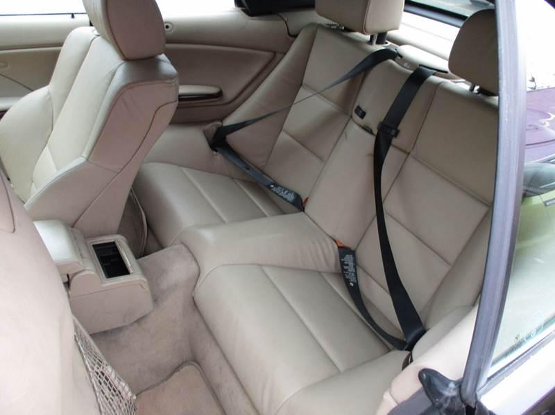 2000 BMW 3 Series 323Ci 2dr Convertible - Seattle WA