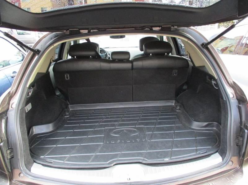 2004 Infiniti FX35 AWD 4dr SUV - Seattle WA