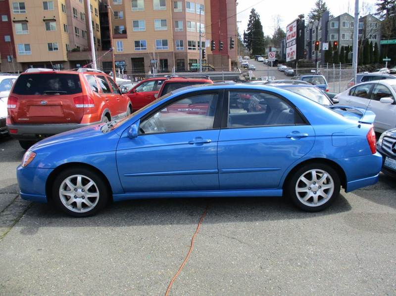 2006 Kia Spectra SX 4dr Sedan w/automatic - Seattle WA