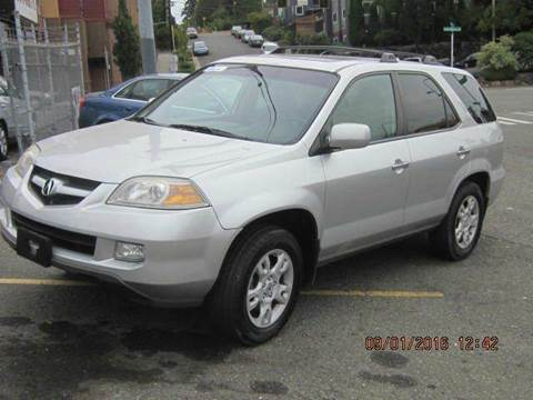 2006 Acura MDX for sale in Seattle, WA