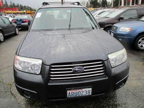 2008 Subaru Forester for sale in Seattle, WA
