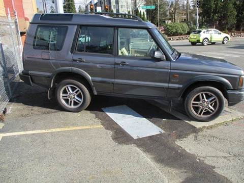 2003 Land Rover Discovery for sale in Seattle, WA