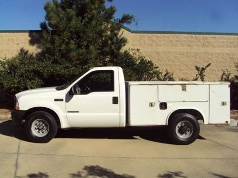 2002 Ford F-350 Super Duty for sale in Wake Forest, NC