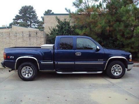 2002 Chevrolet Silverado 1500 for sale in Wake Forest, NC