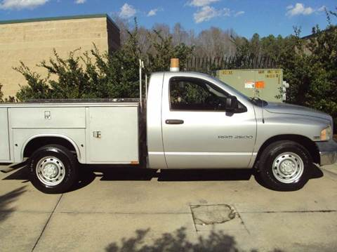 2005 Dodge Ram Pickup 2500 for sale in Wake Forest, NC