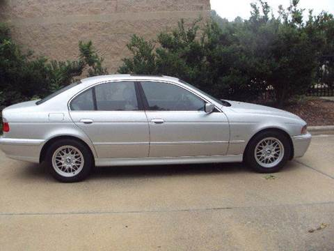 2001 BMW 5 Series for sale in Wake Forest, NC