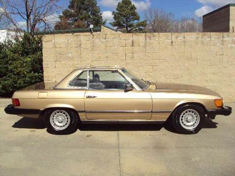 1985 Mercedes-Benz 380-Class for sale in Wake Forest, NC
